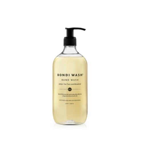 Hand Wash ~ Lemon Tea Tree + Mandarin