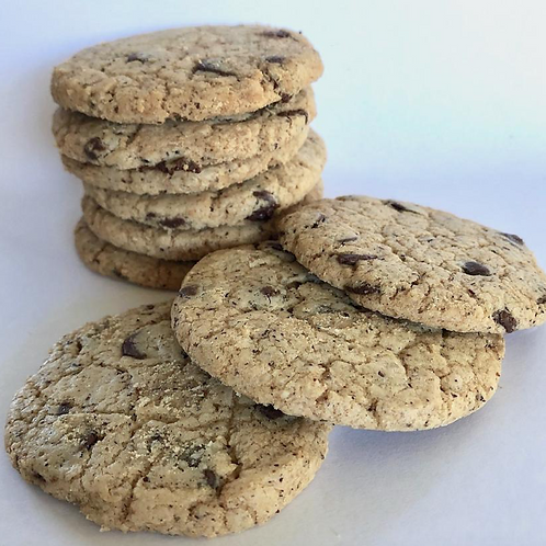 Phillippa's Chocolate Chip Hazelnut Cookies