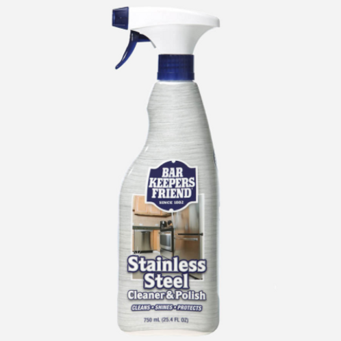 Stainless Steel Cleaner& Polish 750ml
