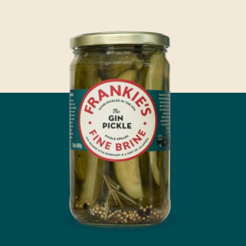 Frankies ~ Gin Pickle