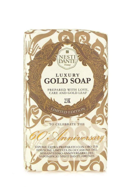 Nesti Dante Luxury Gold Leaf Soap