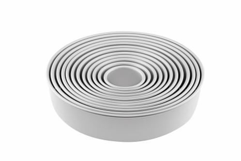 "Mondo Pro Round Cake Pan 10""/25cm"