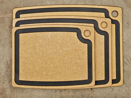Epicurean Gourmet Series Cutting Board 44cm x 33cm ~ Natural