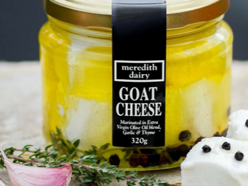 Meredith Marinated Goat Cheese