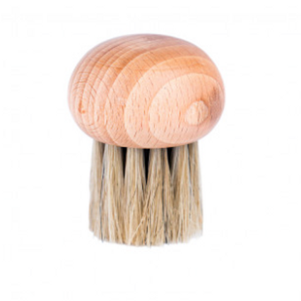 Mushroom Cleaning Brush