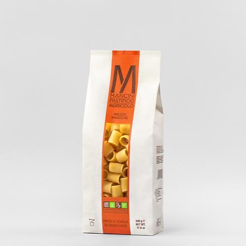 Pasta Mancini ~ Mezze Maniche