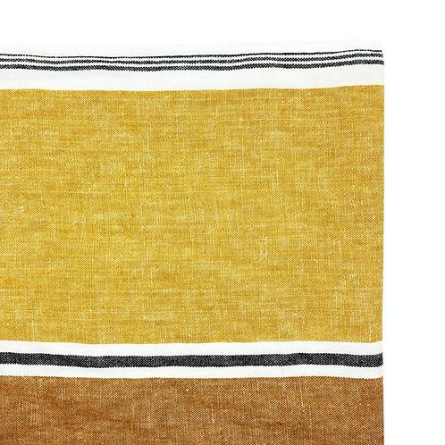 Trevis Saffron Tea Towel