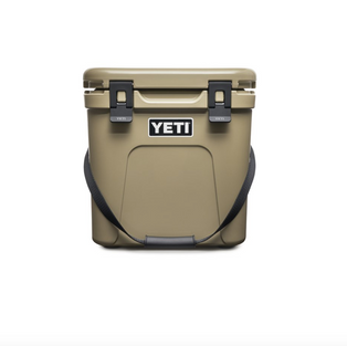 Roadie 24 Hard Cooler - Tan