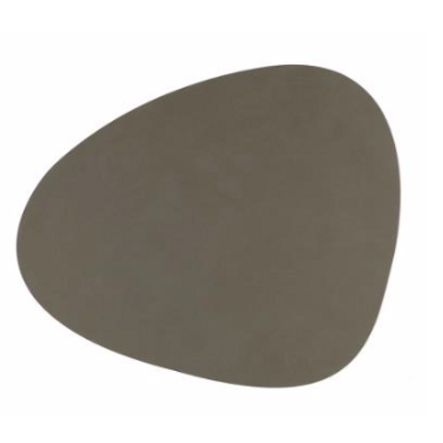Curve NUPO Table Mat Large ~ Army Green 37x44