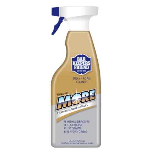 MORE Spray & Foam Cleanser