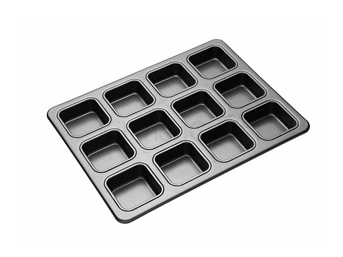 Non-Stock 12 Hole Brownie Pan