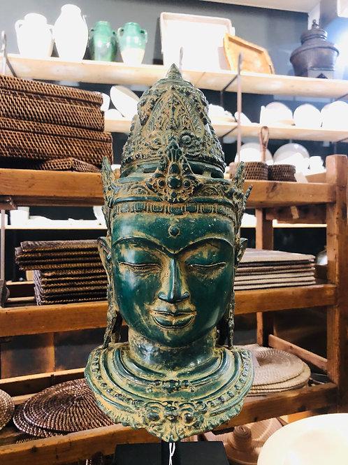 Shiwa Head~ Bronze