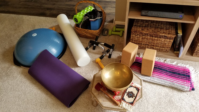 Confessions of my messy living room