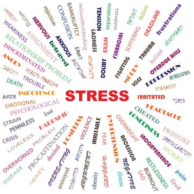 Is Stress Stealing Your Energy?