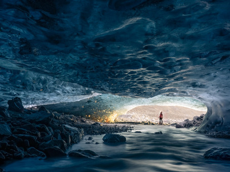 Ice Cave Photography - How To