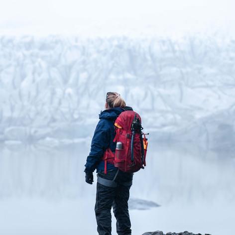 Glacier Walk - To the Glacier