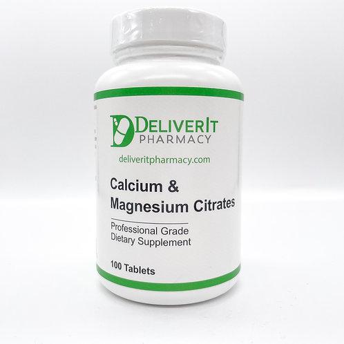 Calcium & Magnesium Citrates