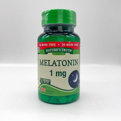 Nature's Truth Melatonin 1MG