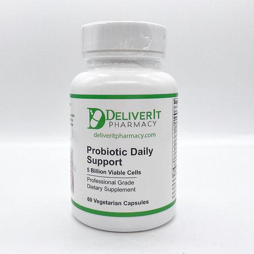 Probiotic Daily Support 5 Billion Viable Cells 120 Cap
