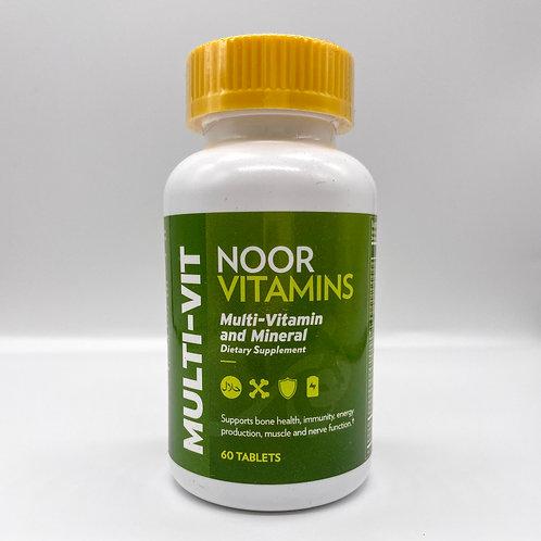 NOOR Vitamin Multi-Vitamin