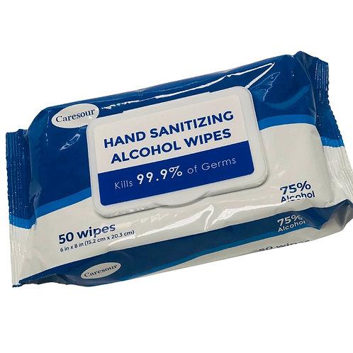 Alcohol Sanitizing Wipes
