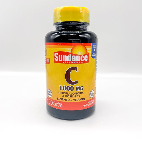 Sundance Vitamin C 1000 MG