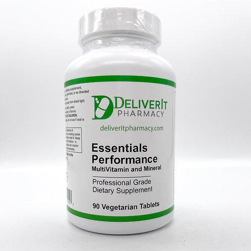 Essentials Performance Formula