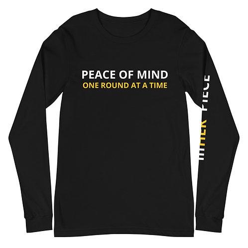Peace of Mind Unisex Long Sleeve Tee