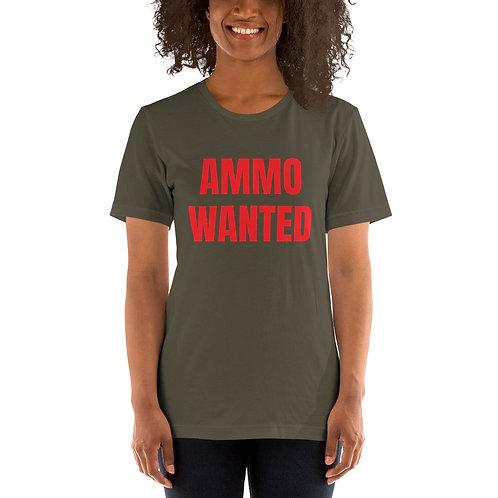 Ammo Wanted Unisex T-Shirt
