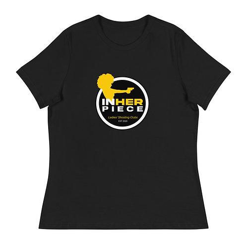 InHER Piece Dark Women's T-Shirt