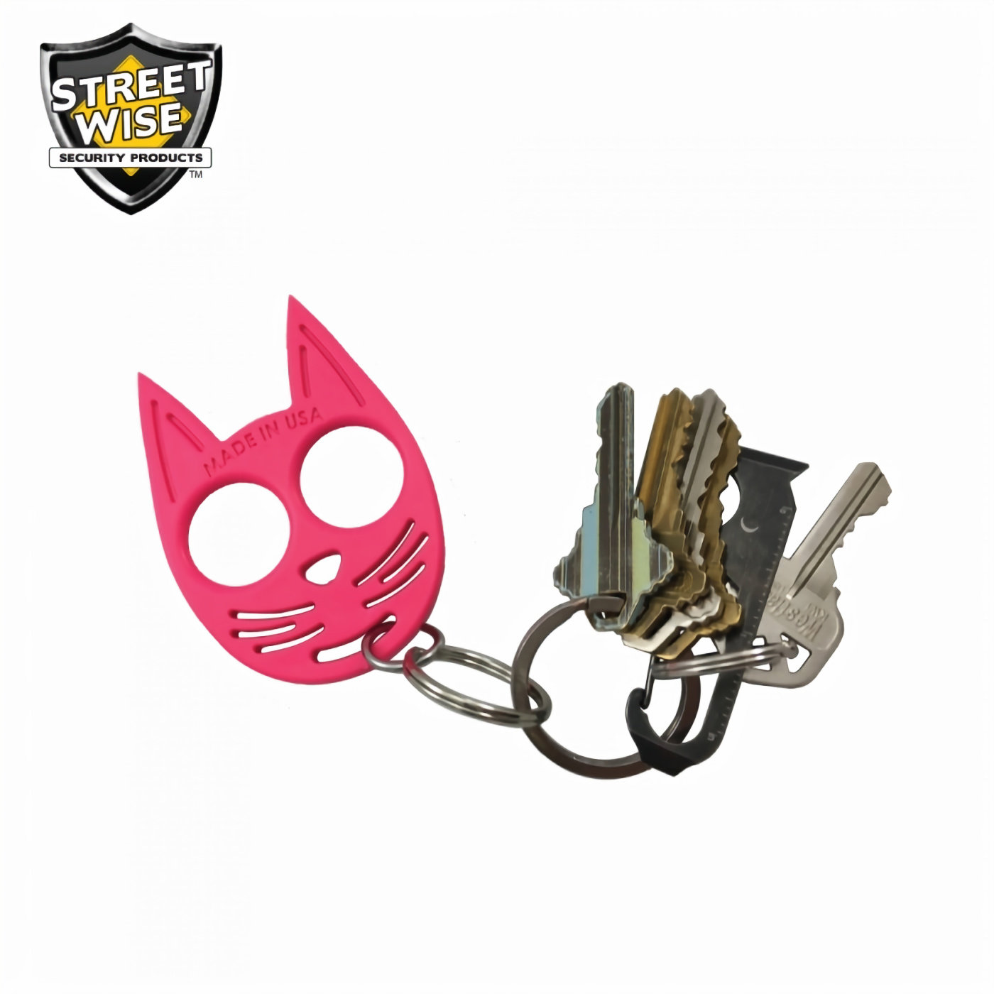 Streetwise My Kitty Self Defense Keychain E3pds