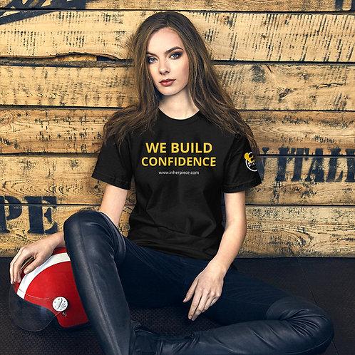 InHER Piece Confidence Unisex T-Shirt