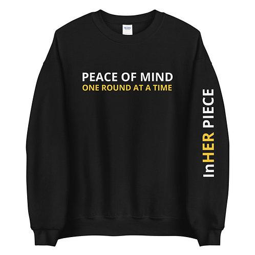 Peace of Mind Unisex Sweatshirt