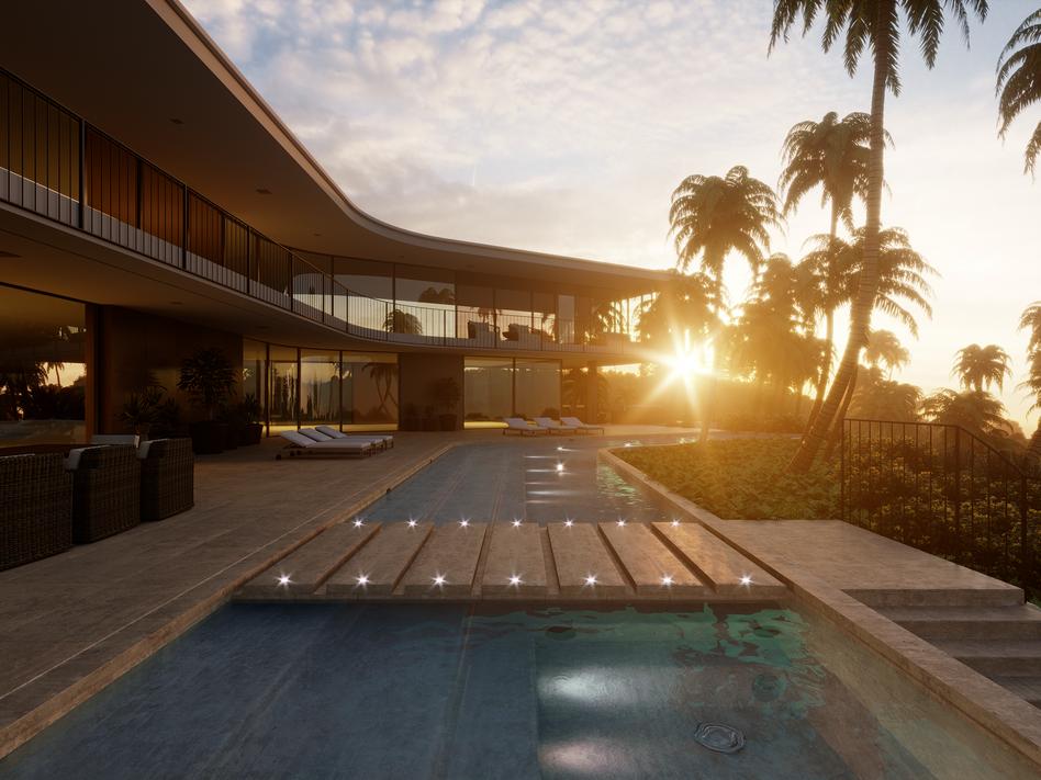 Phuket Luxury House - Sunset