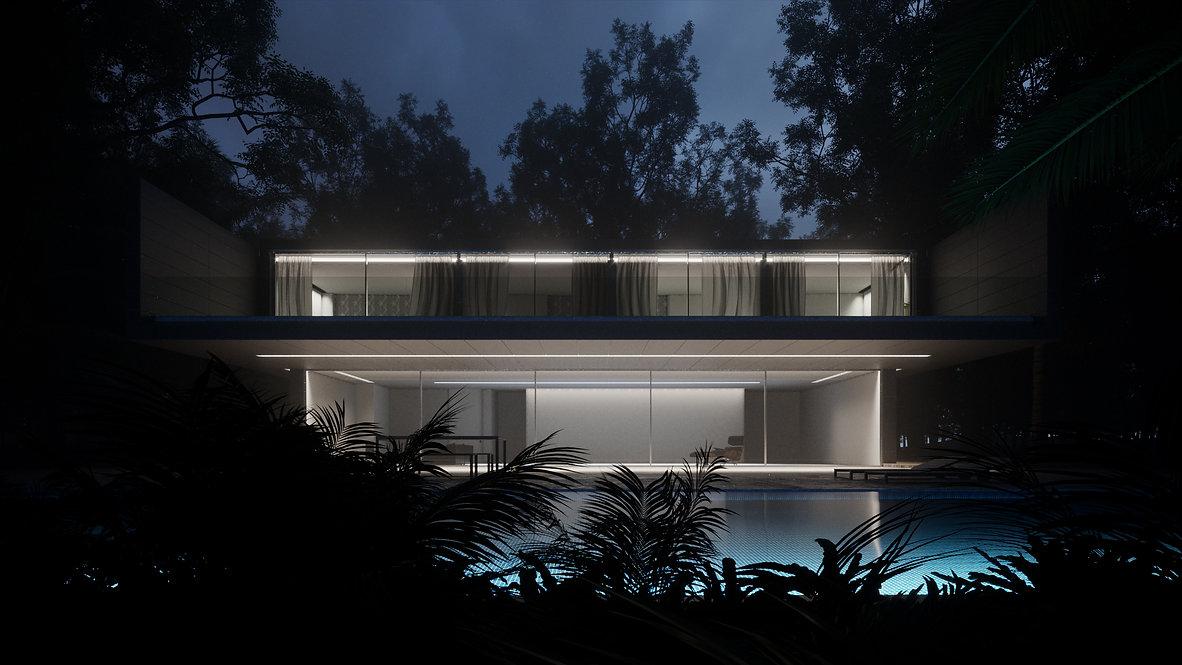 Aluminium House