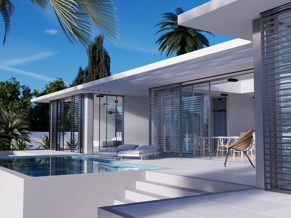 Marbella House_close-up