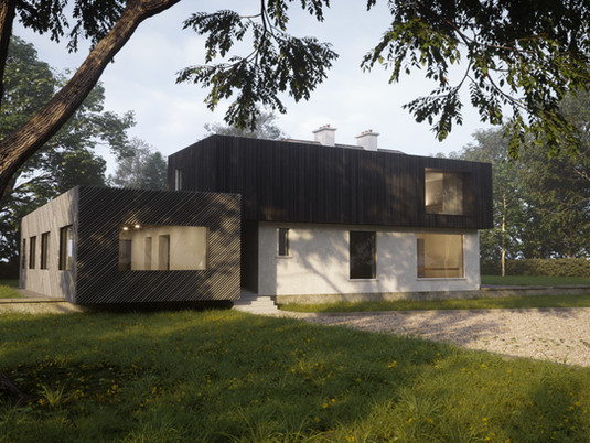 Rural House Extension
