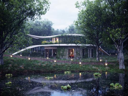 Adlestrop Leaf House
