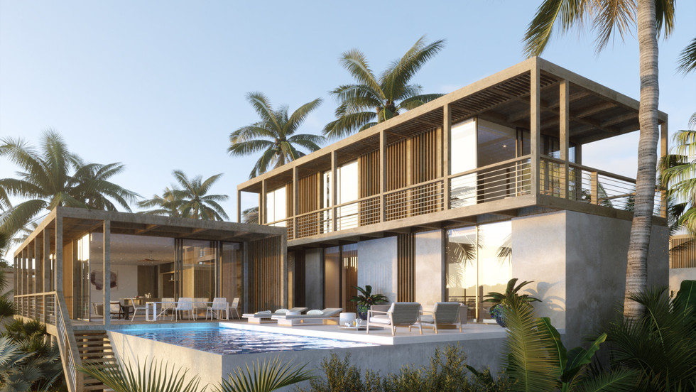 The Sanctuary Villa - Terrace