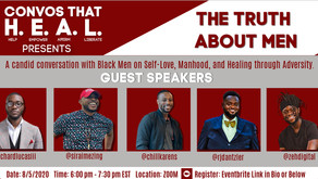 "CONVOS THAT H.E.A.L. ""THE TRUTH ABOUT MEN"""