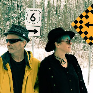Contemporary Canadiana Folk Duo The Strange Valentines Have Released a New Live Acoustic Album