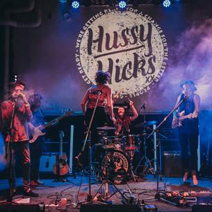 Hussy Hicks, Australia's Blues & Roots Tour de Force, Set to Release New Album