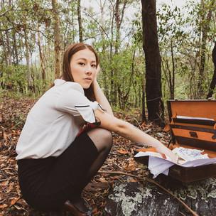 Australian Solo Artist/Producer Hazel Mei is Back With Her New Single 'Golden Chains'