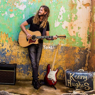 South African Blues Rocker, Kenny Hughes, Releases New Single 'Run Along'