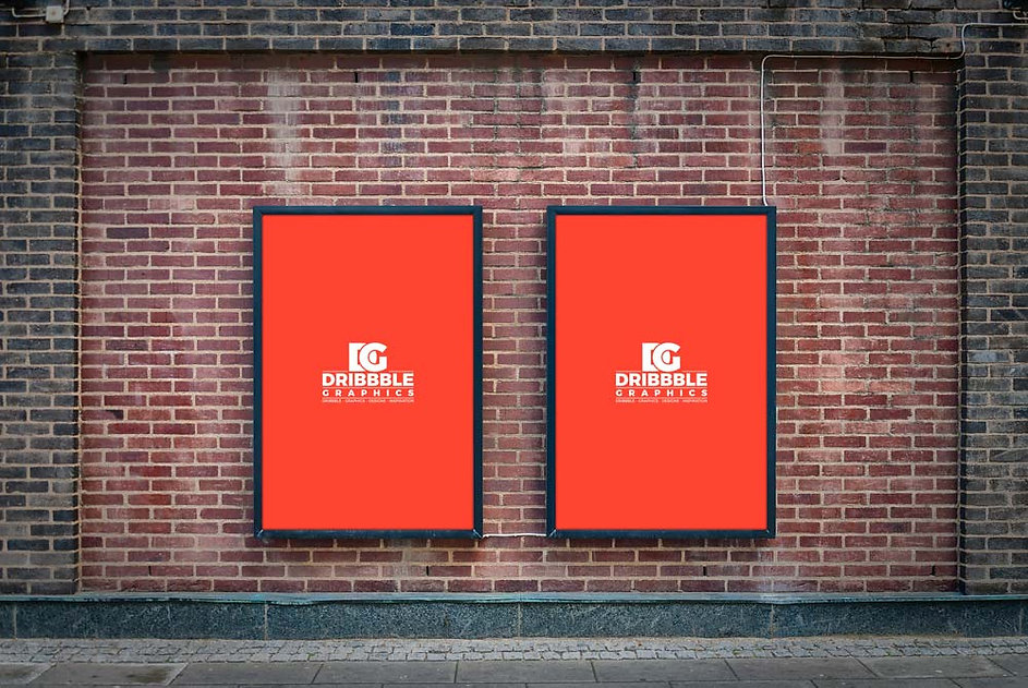 Free-Outdoor-Street-Billboard-Poster-Moc
