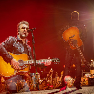 Eric Church Releases 'Heart On Fire' As The Gather Again Tour Continues Across USA & Canada