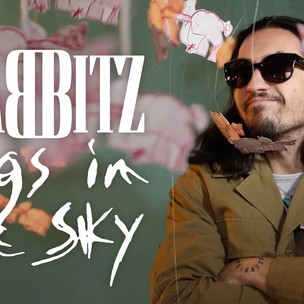 Grabbitz Signs with Hopeless Records and Releases Sizzling New Single 'Pigs In The Sky'
