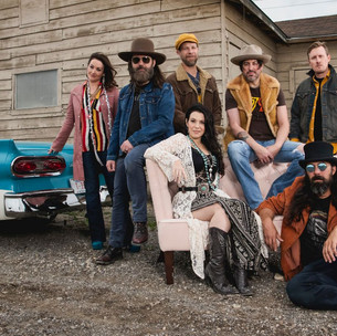 Debut Album from Calgary-Based Americana Supergroup Follows a Year of Acclaimed Singles