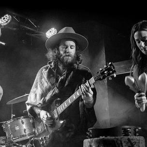 Seafoam Green Release New Americana Track with Wicked Slide Guitar Licks by Derek Trucks