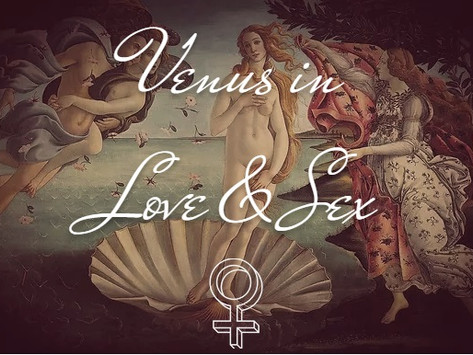Venus Aspects in Synastry: To Sun, Moon, Mars and Venus